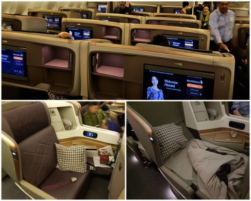 SQ01 Business Class