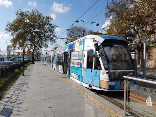 Kabatas Tram Stop