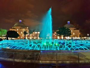 Fountains near Blue Mosque