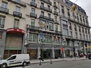 Marriott Hotel Grand Place