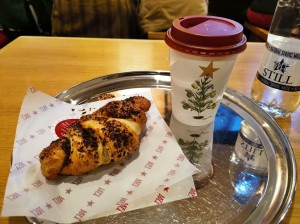 Coffee at Pret