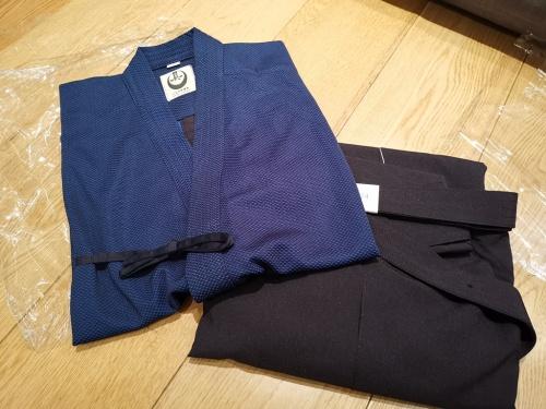 Kendo uniform from KendoStar