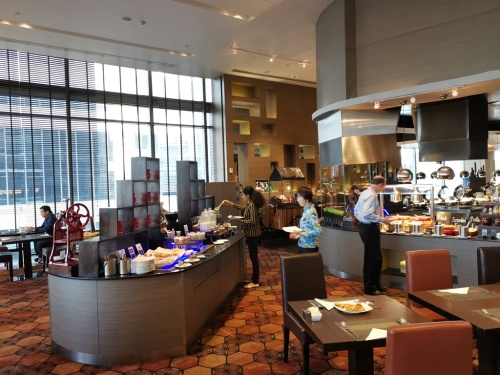 Breakfast at Novotel Ploenchit